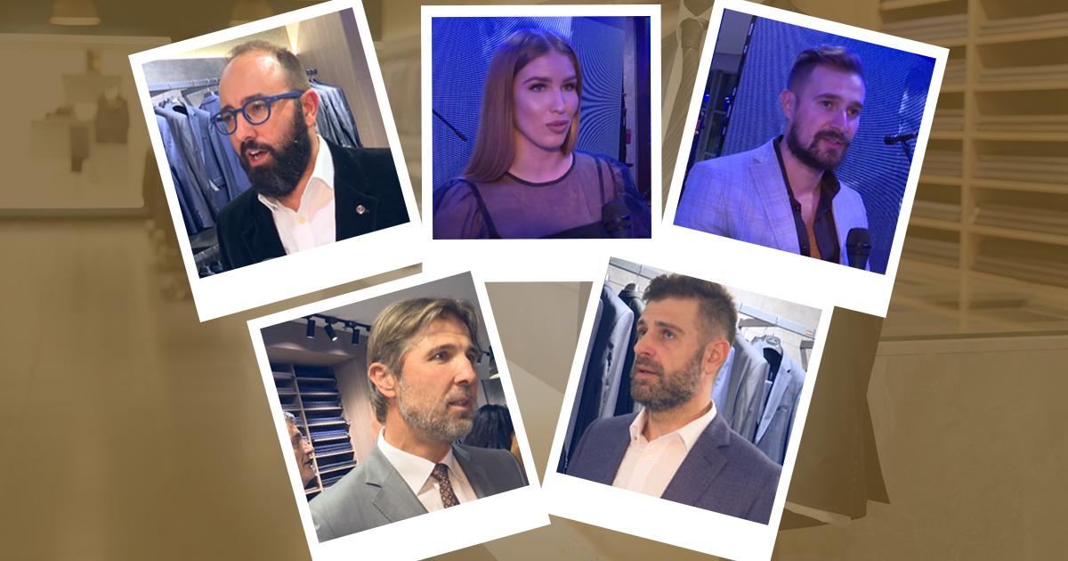 Šta su poznate osobe rekle o novom brendu Maestro Suits