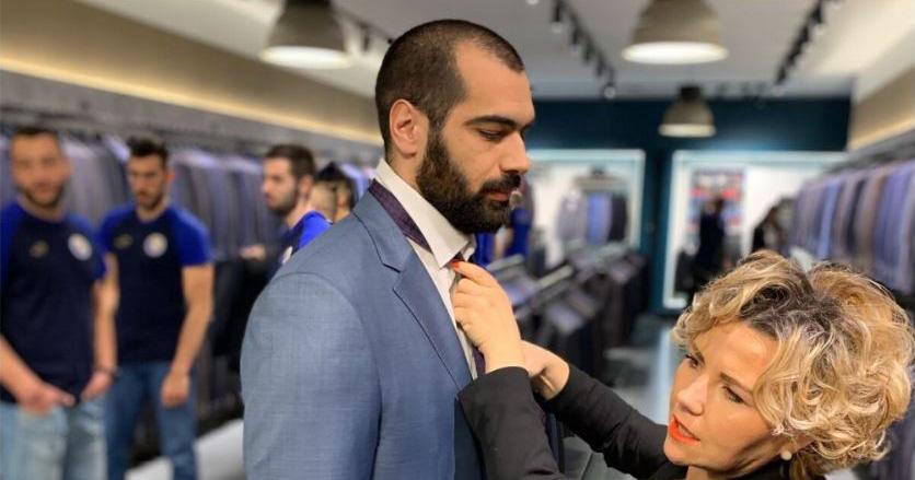 Rukometni reprezentativci BiH ponosno nose odijela domaćeg  bh. brenda Maestro Suits