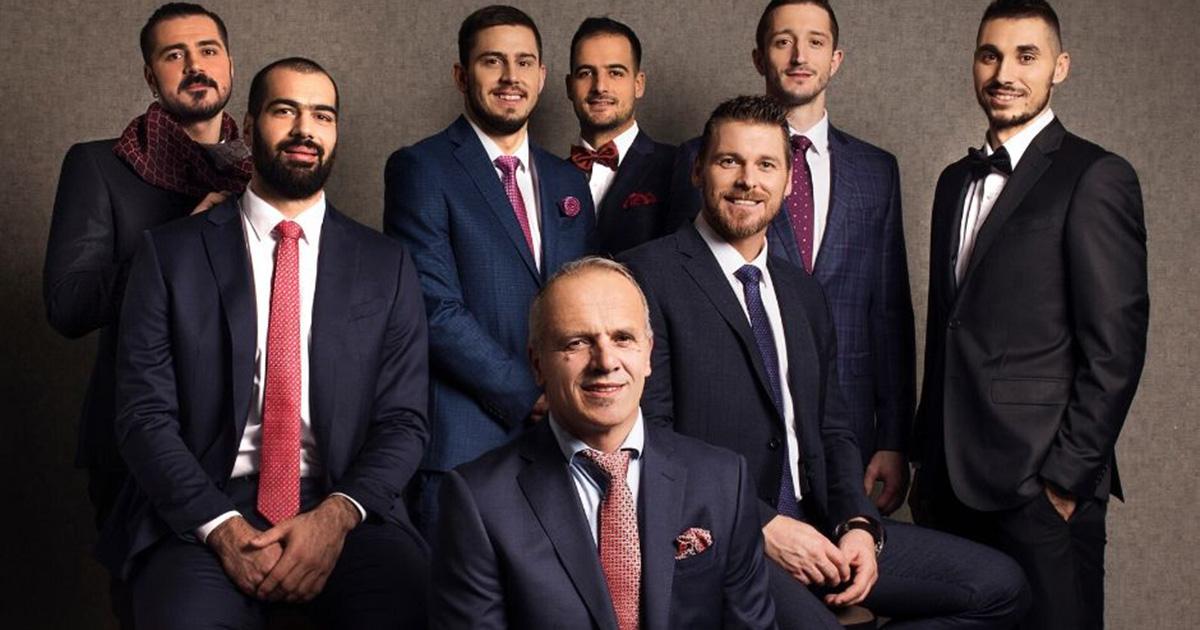 Modni editorijal Maestro Suits sa rukometnim reprezentativcima BiH