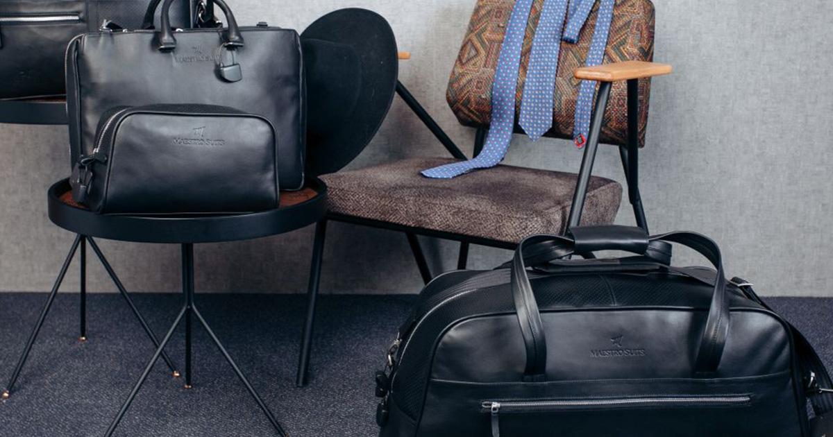 Kožni modni dodaci Maestro Suits idealan poklon ili sebi ili dragoj osobi